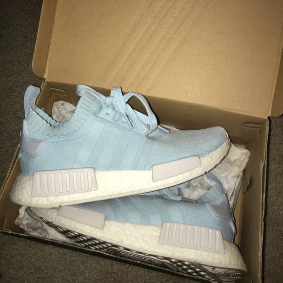 e9c93b2521f87 adidas Shoes - Adidas women s NMD baby blue